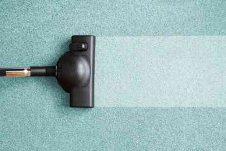 Spotless Midlands - Carpet Clean For Two Rooms, Stairs and Hallway - Save 67%