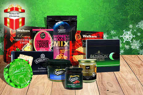 Mood Food Company - Luxury festive treats bundle - Save 38%