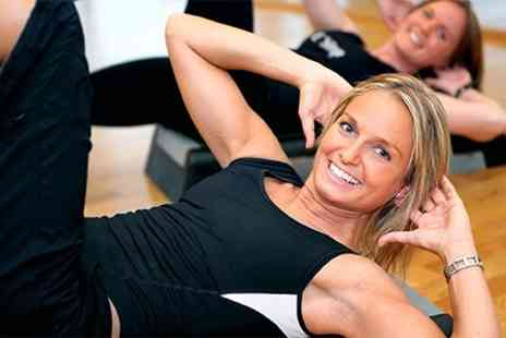 The Park Club - Five Fitness Classes - Save 52%