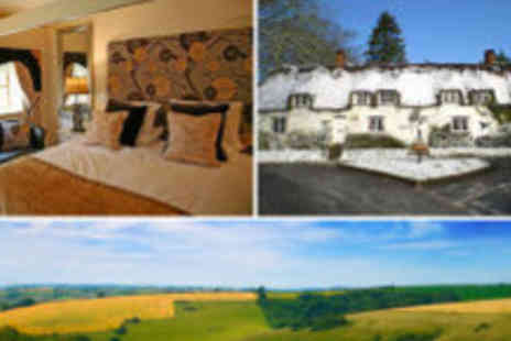 Brace of Pheasants - Two night stay for two people including breakfast and a bottle of wine - Save 64%