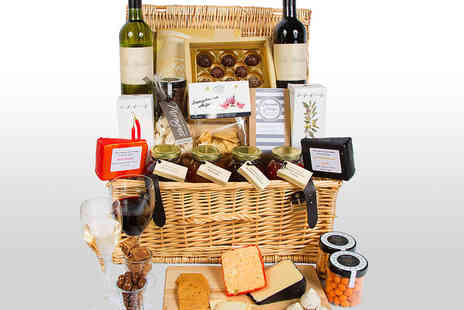 Serenata Hampers - Voucher for A Connoisseurs Choice Luxury Food and Wine Hamper - Save 54%