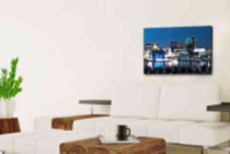 Fast Canvas Prints - A2 Canvas print - Save 88%
