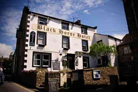 The Black Horse Hotel - One Night Stay For Two With Breakfas - Save 53%