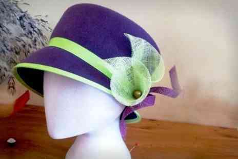 Hey Creative Workshops - Create vintage inspired hats using traditional methods - Save 74%