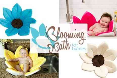 Blooming Bath - Soft and Fun Bathing Experience - Save 52%