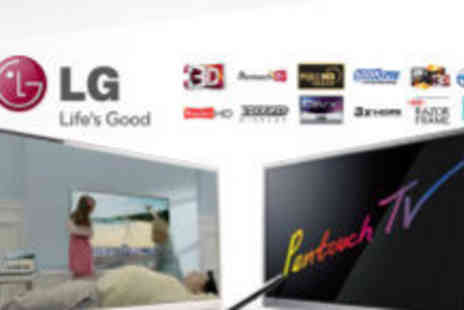 PRC Direct - LG 60 HD PenTouch 3D Plasma TV - Save 50%