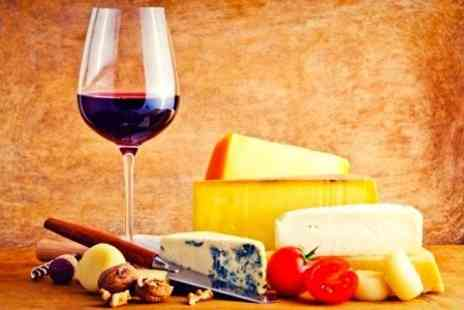 23 Grosvenor Gardens - Cheese Platter and Wine for Two or Four - Save 54%