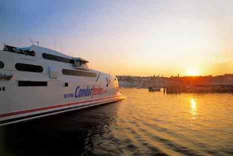 Condor Ferries - Guernsey Ferry Return Day Trip From Weymouth - Save 50%