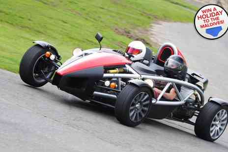 Ultimate Drive Days - Driving experience in a Nissan GT R or Ariel Atom - Save 60%