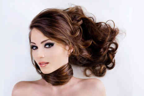 Colours Hair & Beauty - £14 for a cut and restyle, full Shiatsu massage with a choice of treatments - Save 80%