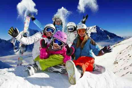 Ski France - Seven Night Self Catering Stay With London Flights - Save 47%