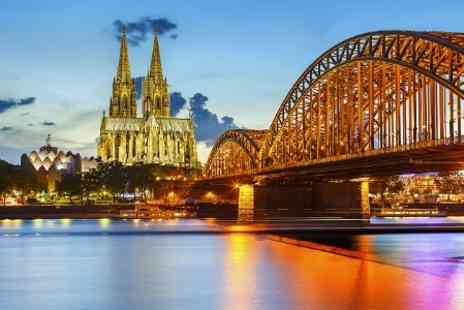 Diamond Holiday Group - Four Day Full Board River Cruise For Two German Christmas Market - Save 38%