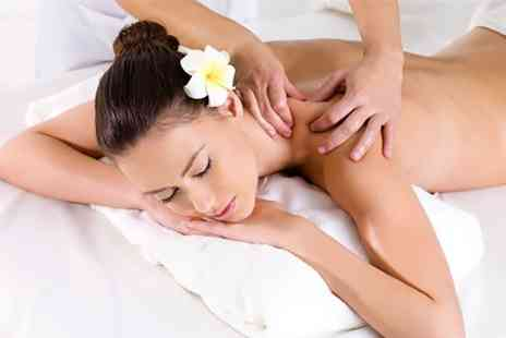 Avalon Holistic Health - One Hour Hot Stone Massage With Foot Massage - Save 58%