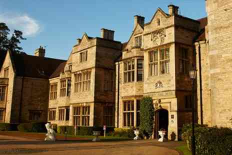 Redworth Hall Hotel - Spa Day inc Declare Massage & Facial, Reg £81 - Save 52%