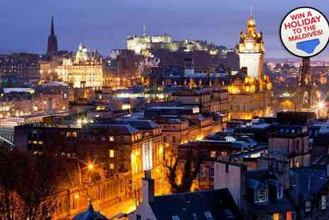 Britannia Hotel Edinburgh - Two night central Edinburgh break for 2 including breakfasts - Save 44%