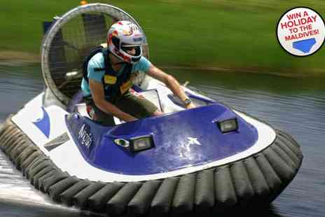 Hoverforce - Two hour hovercraft experience for one - Save 51%