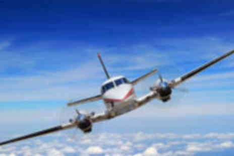 Hinton Pilot Flight Training - One-hour flying experience  - Save 72%