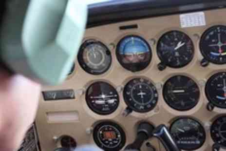 Real Simulation - Boeing 737 or F4 Phantom Jet Simulator Flying Experience - Save 60%
