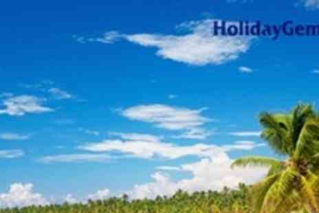 Holiday Gems - All Inclusive Seven Night Stay For Two in April, May, June or September 2012 - Save 41%