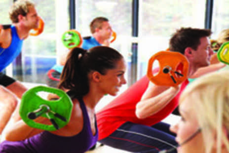 Fitness First - Seven one day individual guest passes to any Blue Clubs plus fitness consultation and use of studio classes - Save 86%
