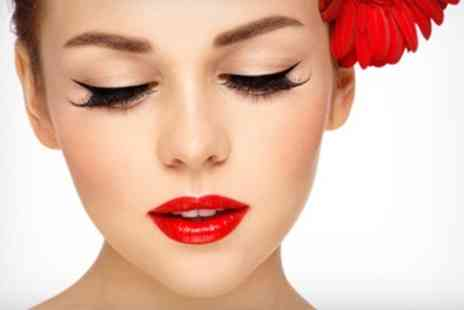 Kiss Hair & Beauty - Semi Permanent Make Up - Save 70%