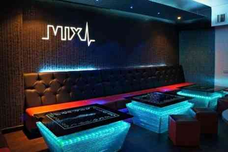 Mix karaoke - Private Booth With Platter and Drinks For  - Save 88%