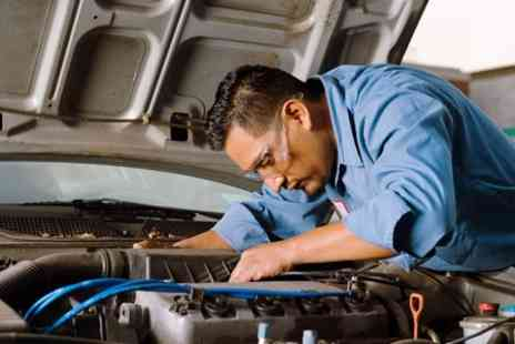 Car Service - With Diagnostic Check  - Save 81%