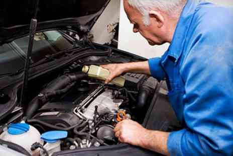 Sam Auto Centre - MOT and 55 Point Health Check - Save 73%