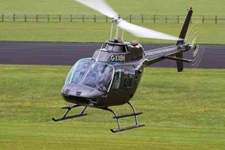 Heli adentures - Helicopter Flight Over Cardiff Coastline - Save 64%