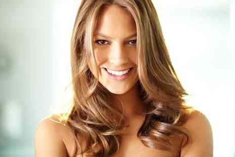 Rapture Hair and Beauty - Hair Up Restyle and Blow Dry - Save 56%