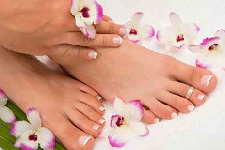 Nayab Beauty - Manicure and Pedicure - Save 60%