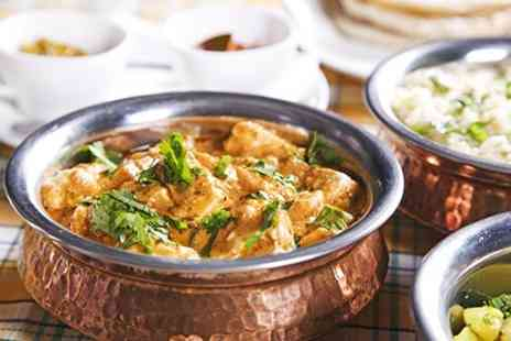 Delhi Spice - Two Course Indian Meal For Two - Save 52%