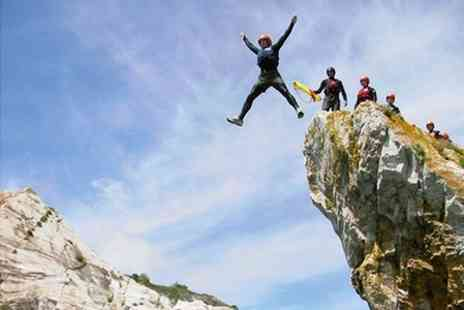 Jim Oakley Adventures - Climbing, trekking, jumping into sea and swimming - Save 50%