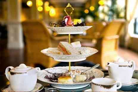 La Cantina - Sparkling Afternoon Tea For Two - Save 56%