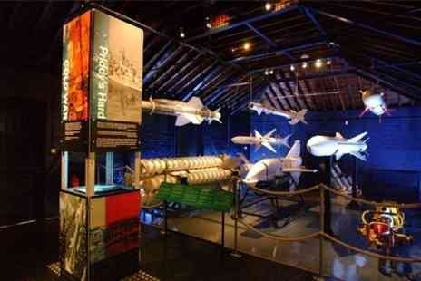 Explosion! Museum of Naval Firepower - Award winning family attraction in former navy buildings - Save 50%