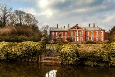 Bosworth Hall Hotel - One Night For 2 With Wine Plus Dinner & Spa Treatment - Save 72%