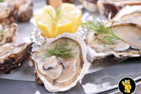 Le Monde - Champagne and Oysters or Charcuterie Meats or Crepes or Port and Cheese for Two - Save 51%