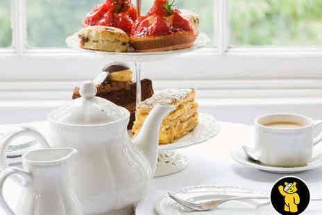 The Cosmopolitan Hotel - Afternoon Tea for Two - Save 50%