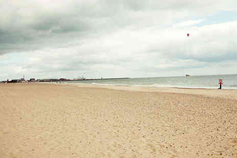 The Cliff Hotel - Sea Air and Timeless Style in Great Yarmouth - Save 62%