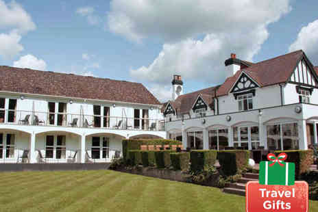 Buckatree Hall Hotel - A Hotel Close to Shropshires Landmark Wrekin - Save 54%