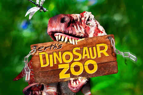 Phoenix Theatre - Tickets to Dinosaur Zoo - Save 39%