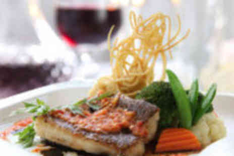 The Royal Trafalgar - Three course meal and a glass of wine - Save 67%