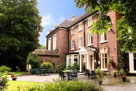 The Best Western Valley Hotel - Stay at a Georgian country house hotel in the Unesco World Heritage Site  - Save 52%