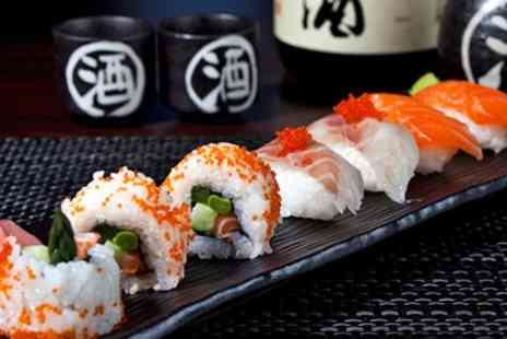Ogino - Three Course Japanese Dinner for Two - Save 46%
