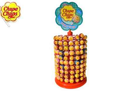 Mytouchscreen.co.uk - Chupa Chups Stand with 200 Lollipops - Save 34%