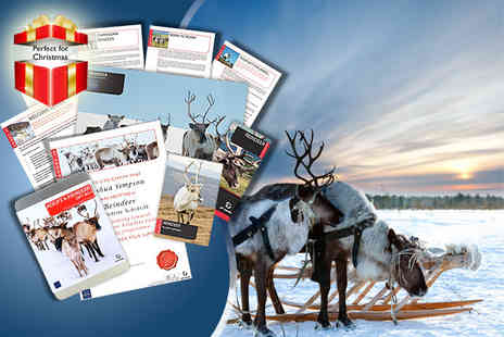 Find Me A Gift - Adopt a reindeer this Christmas - Save 50%