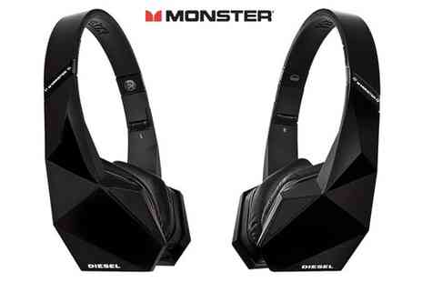 Stock Sourcing - Monster Diesel Vektr Headphones - Save 50%
