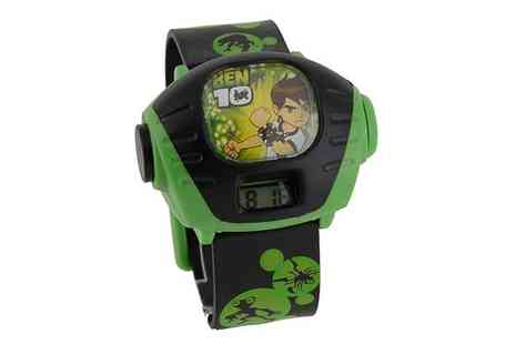 Mega Deals UK - Ben 10 Projector Watch - Save 67%