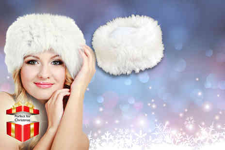Corkies - Sheepskin Cossack style winter hat - Save 58%
