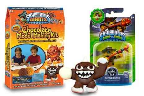 Sensible Supplies - Skylanders Chocolate Model Making Kit - Save 50%
